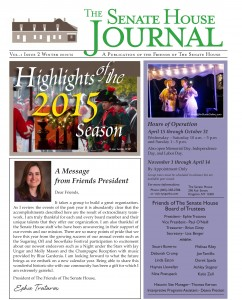 Senate News_Winter2015